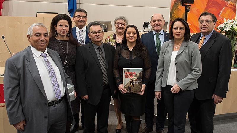 Roma feiern 25 Jahre Anerkennung