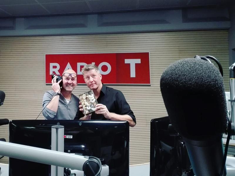 Thomas Arbeiter und Markus Feichter
