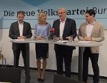 Berlakovich, Schwarz, Steiner, Zarits