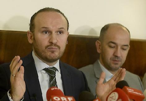 Ümit Vural, neuer Präsident der Islamischen Glaubensgemeinschaft in Österreich