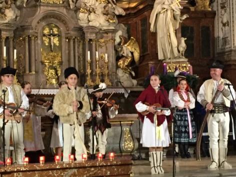 """Advenskonzert """"Traditionelle Slowakische Weihnachten"""""""