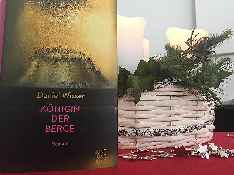 Buch von Daniel Wisser