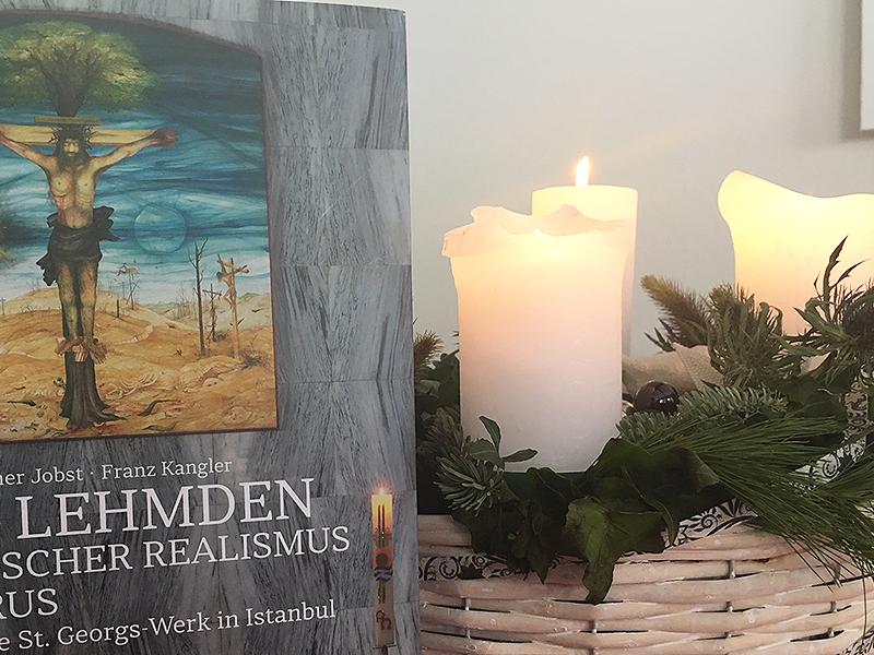 Buch über Anton Lehmden