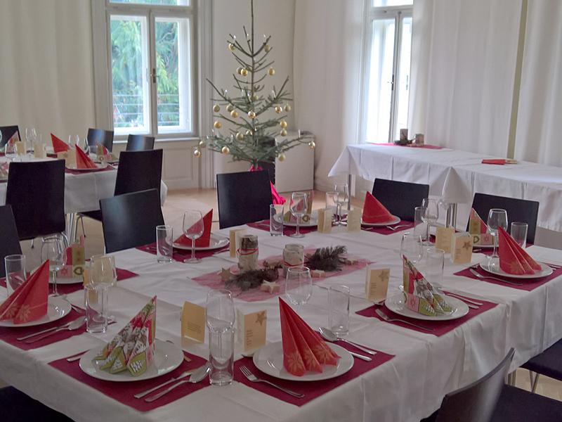 Weihnachtsfeier Dornbirn