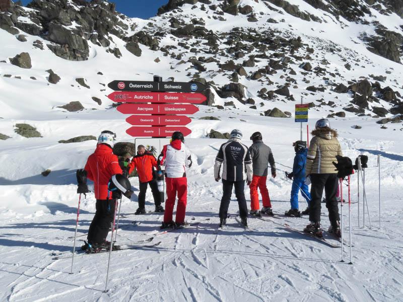 Skigebiet Silvretta