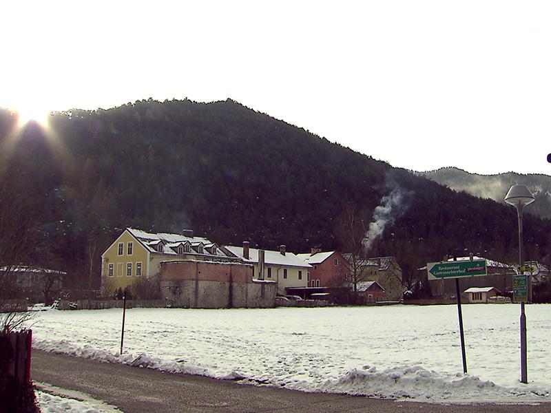 """Gutenstein - Projekt """"Wir bauen ein Dorf"""""""