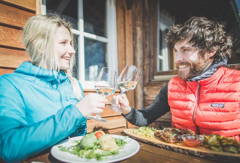 Ladurns Skitag ORF