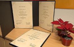 Dodiljene Lovre Karall nagrade