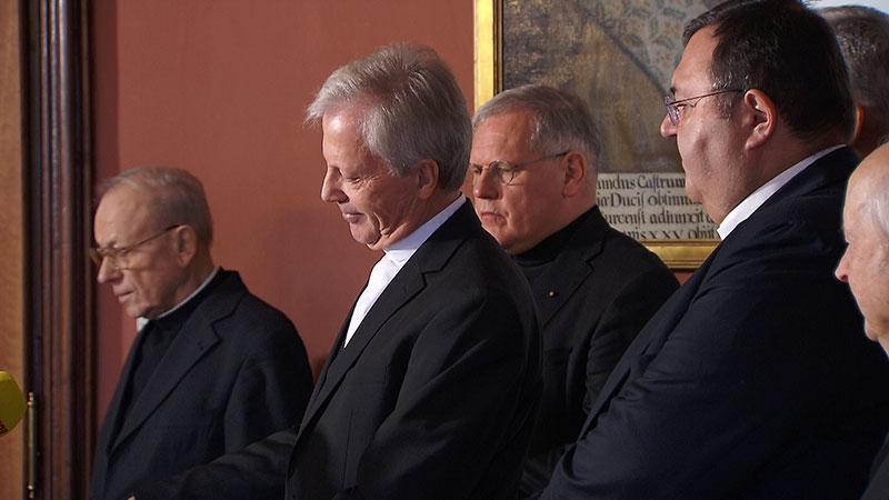 Diözese Gurk Pressekonferenz Guggenberger Vorwürfe gegen Alois Schwarz Kirche