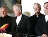 Diözese Pressekonferenz Engelbert Guggenberger