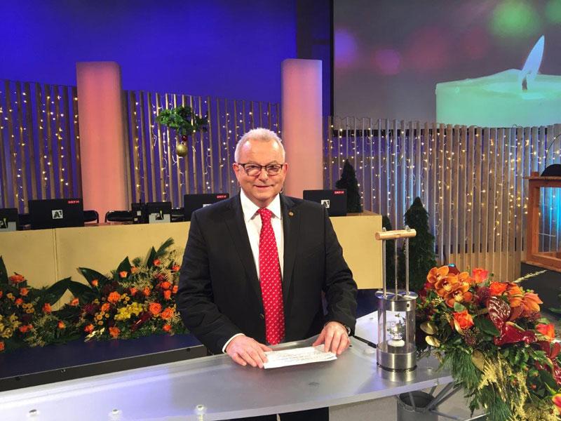 Heiliger Abend im ORF Landesstudio