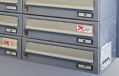 Postkästen