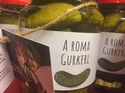 Roma Gurkerl
