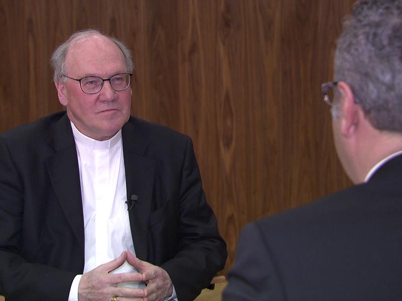 Alois Schwarz im Interview mit Werner Fetz