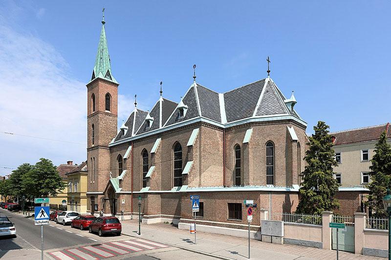 Kirche Maria Immaculata Strebersdorf