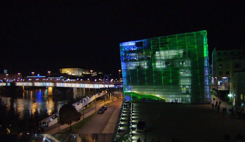 Ars Electronica Center Linz (AEC)