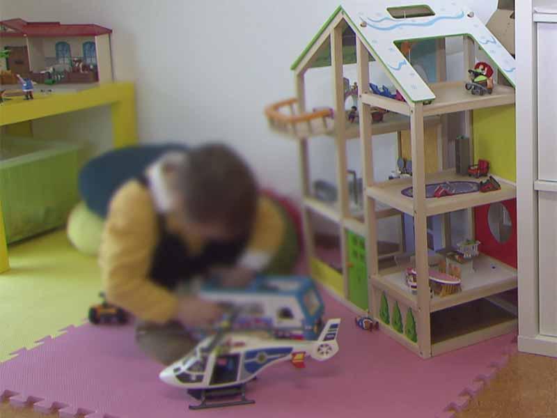 Kind im psychosozialen Zentrum Salzburg
