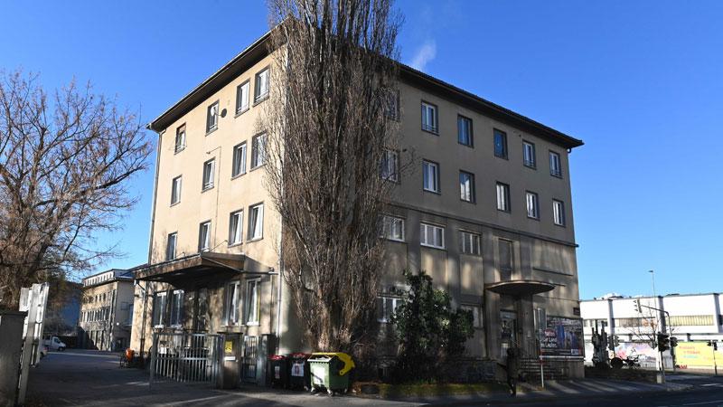 Flüchtlingsheim Reichenau Innsbruck