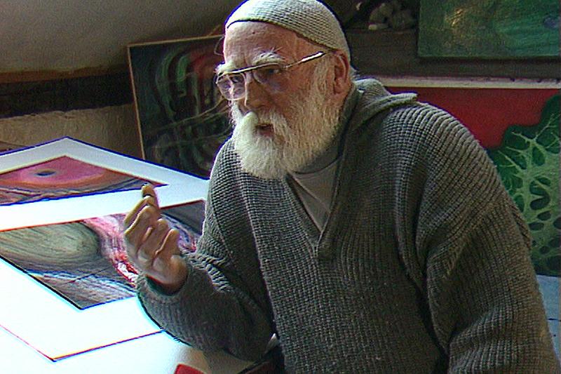 Künstler Bildhauer Hermann Walenta