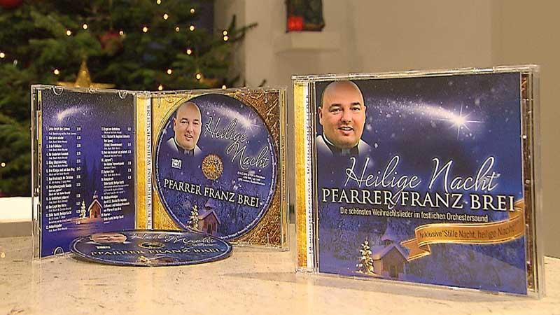 Pjevajući farnik Franz Brei i biškup Egidije Živković snimili božićni album