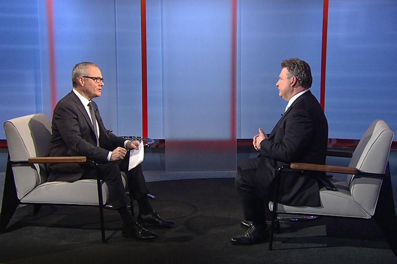 Michael Ludwig im Interview mit Paul Tesarek