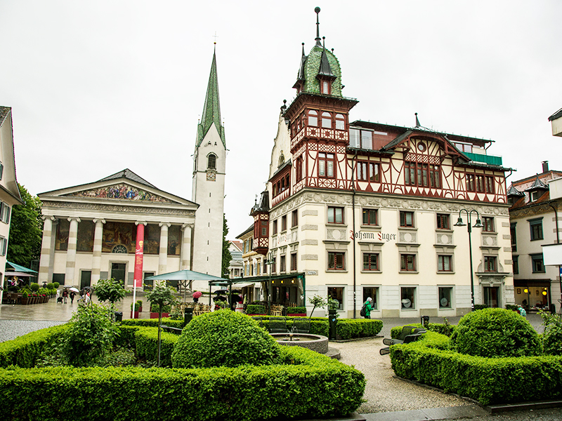 Marktplatz Dornbirn