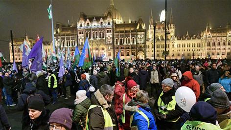 sztrájk, streik, sztrajk, budapest, index