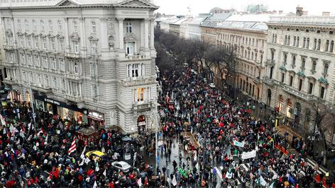 sztrájk budapest
