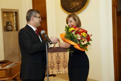Alena Heribanova | Abschied aus Wien