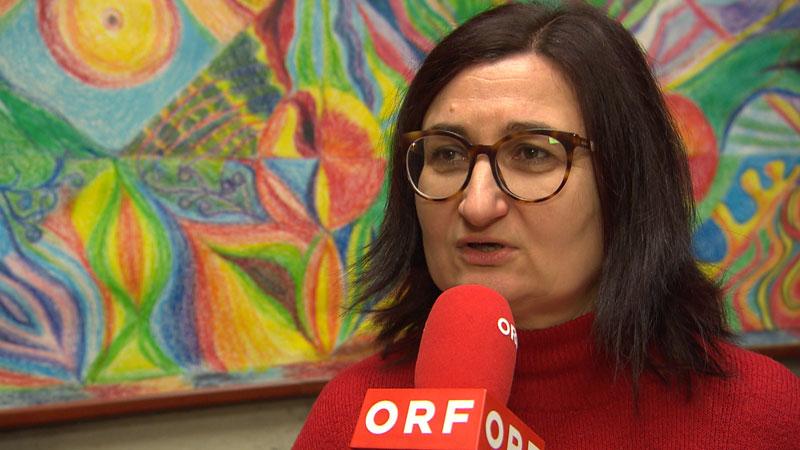 direktorica Elvira Heisinger Dvojezična nova sridnja škola Veliki Borištof