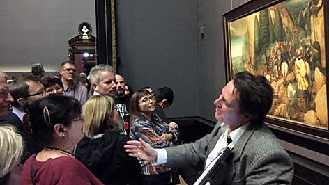 bruegel, brueghel, kiállítás magyar vezetés, szirbek