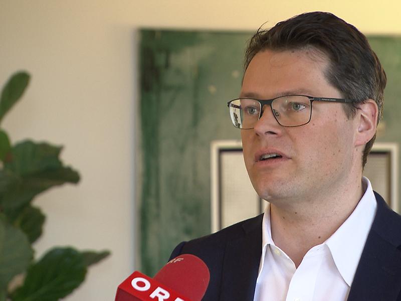 Bildungsstadtrat Jürgen Czernohorzky (SPÖ).