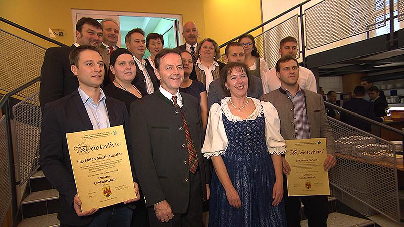 40 Jahre ARGE Meisterinnen und Meister