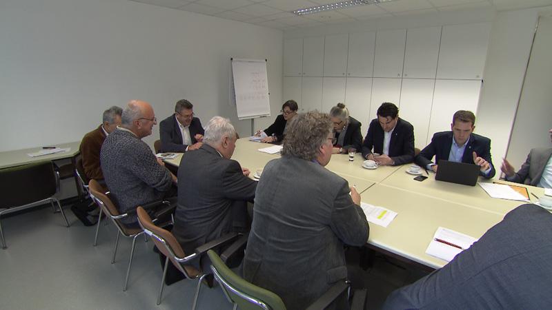 sjednica savjet za hrvatsku narodnu grupu