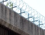 Mauer Stacheldraht