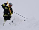 Winterchaos in der Obersteiermark