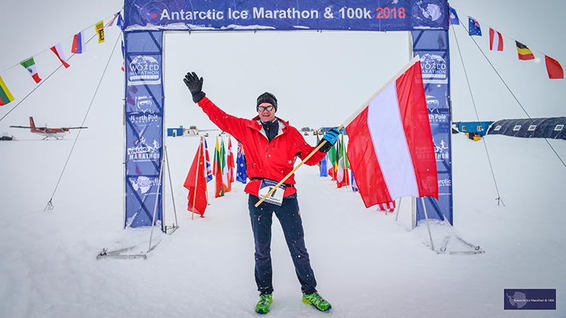 Günter Engelhart im Portrait bei Marathon