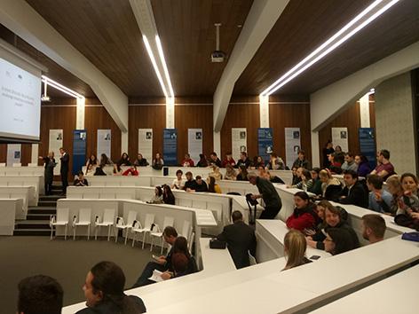 Tolmačenje nürnberški procesi nuremberški MB razstava filozofksa fakulteta tolmač