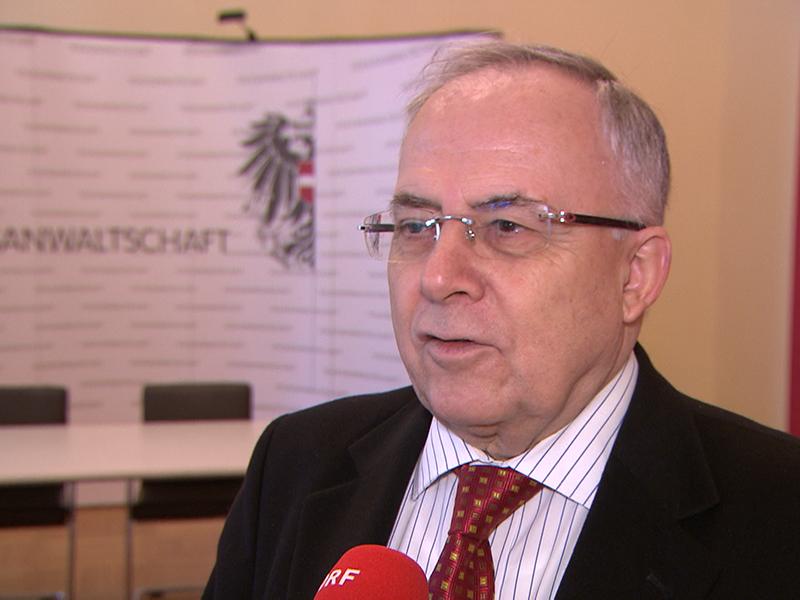 Volksanwalt Peter Fichtenbauer