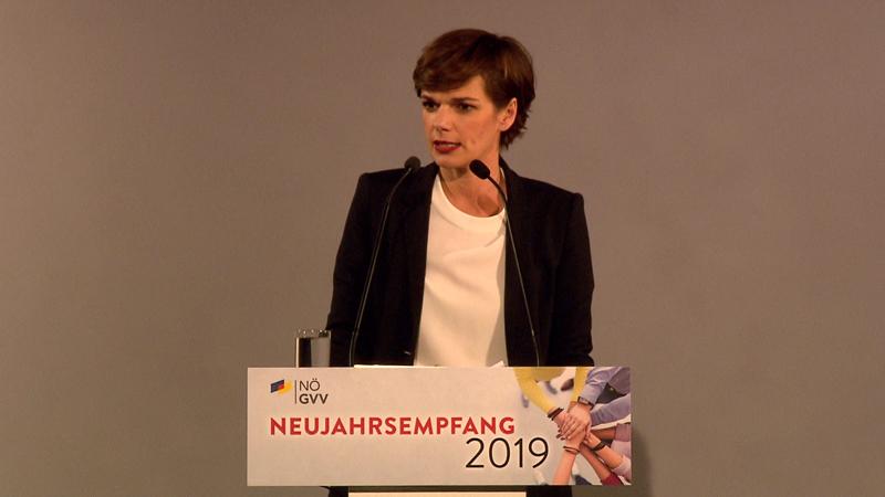 SPÖ GVV Neujahrsempfang 2019