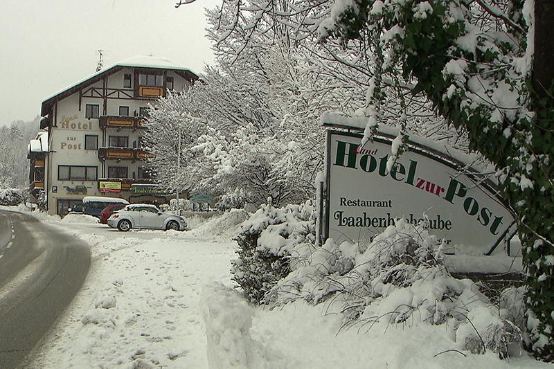 Hotel zur Post Brand-Laaben Wohnungen
