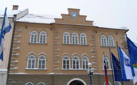 KGLU galerija muzej pokrajinski koroški Slovenj Hribernik Andreja Pungartnik Tadej