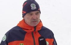 Gerhard Kremser Bergrettung Bad Gastein Bergretter Bezirksleiter Pongau