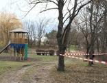 Fundort Leiche Wiener Neustadt Park