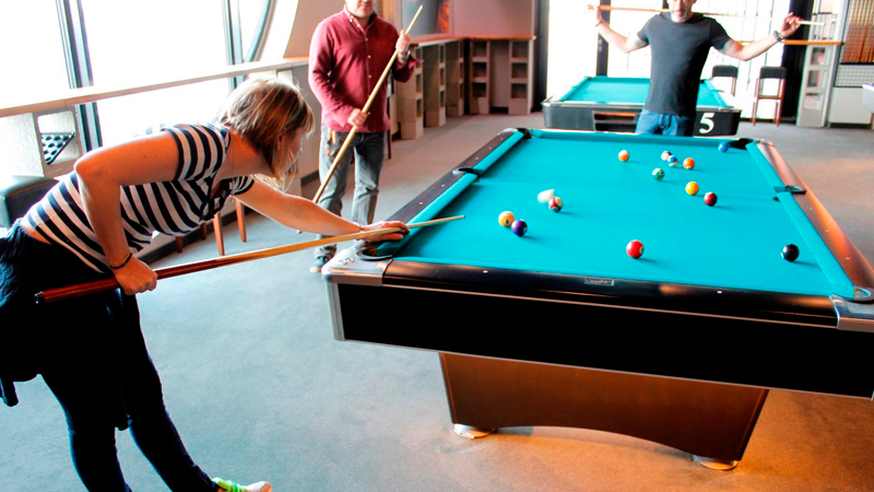 Centar za bowling u Pandrofu