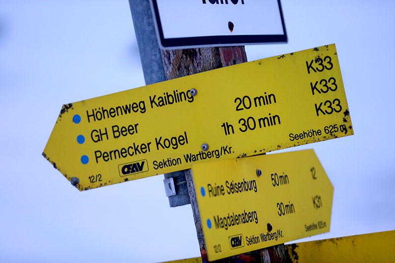 Suchaktion bei Pettenbach