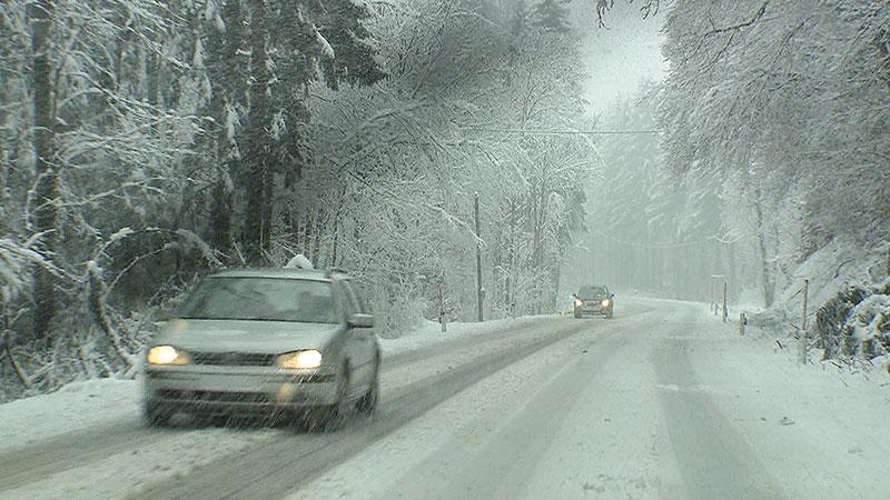 Schneesituation