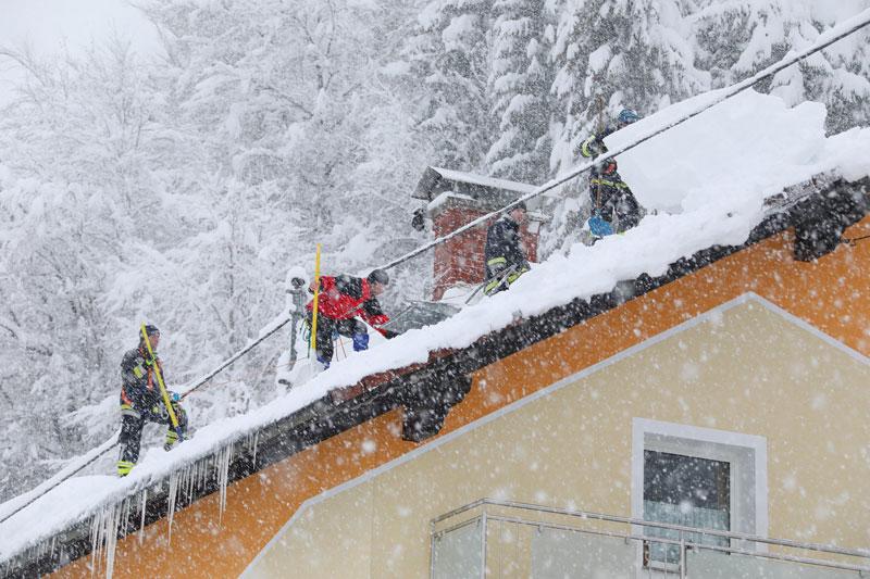 Mehr Schnee
