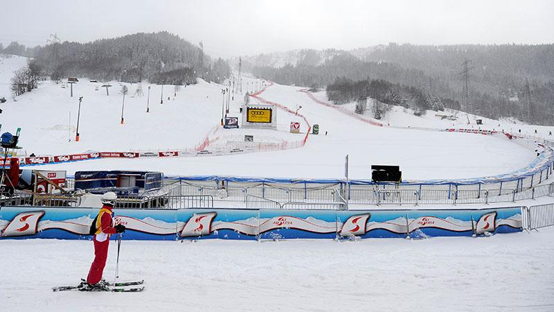 Ski Weltcup St. Anton 2013