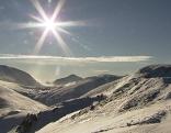 Schnee Winter Skigebiete Schneekanonen